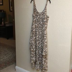 Flower dress by Banana Republic size 8